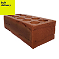 Wienerberger Tuscan red Facing brick (H)102.5mm (W)65mm (L)215mm