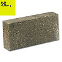 Dense Concrete Block (L)440mm (W)100mm, Pack of 88