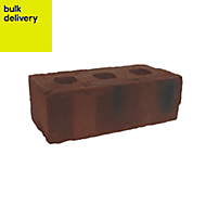 Red Antique Facing brick (L)215mm (W)102.5mm (H)73mm