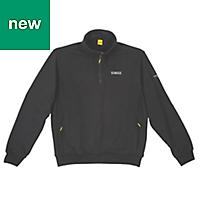 DeWalt Laurel Black Sweatshirt Medium