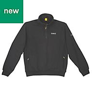 DeWalt Laurel Black Sweatshirt Large
