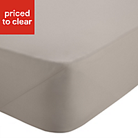 Chartwell Natural King Fitted sheet