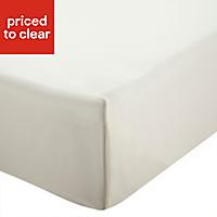 Chartwell Cream King Flat sheet