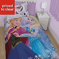 Disney Disney Frozen Frozen Purple Single Bedding set