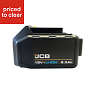 JCB 18 V series 18 V Li-ion 5A Battery