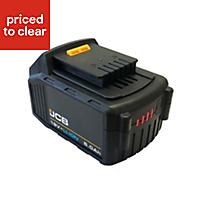 JCB 18 V series 18 V Li-ion 5A Battery