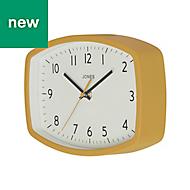 Jones Sketch Ochre Clock
