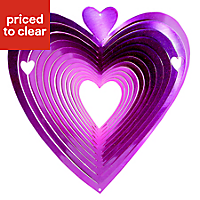 Active Heart Wind spinner