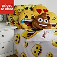 Emoji Yellow Double Bedding set
