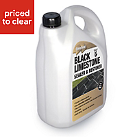 Clean Seal Black Limestone Clear Paving Sealer 5000 ml