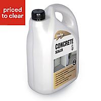 Clean Seal Clear Concrete sealer 4000ml