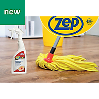 Zep Commercial Laminate & wood floor cleaner, 0.75L