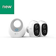 Ezviz W2D-B2 All-in-one security system, White