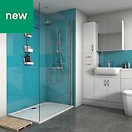 Splashwall Ocean Gloss 2 sided shower wall kit