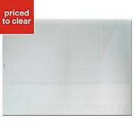 IT Kitchens Glass Splashback, (H)750mm (W)900mm (T)4mm