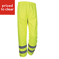 Baratec Yellow Hi-vis trousers