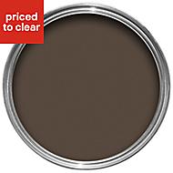 Colours Conker Gloss Wood & metal paint 0.75L