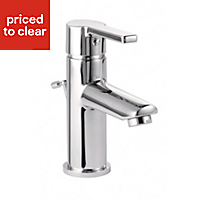Cooke & Lewis Purity 1 Lever Basin mixer tap