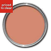Colours Terracotta Gloss Wood & metal paint 0.75L