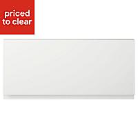 IT Kitchens Marletti Gloss White Bridging Cabinet door (W)600mm