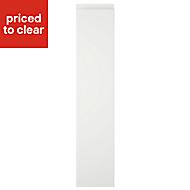 IT Kitchens Marletti Gloss White Standard Cabinet door (W)150mm