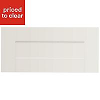 IT Kitchens Westleigh Ivory Style Shaker Bridging Cabinet door (W)600mm