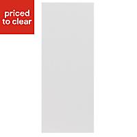 IT Kitchens Stonefield Stone Classic Tall Appliance & larder Clad on wall panel (H)970mm (W)385mm