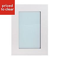 IT Kitchens Stonefield Stone Classic Glazed Cabinet door (W)500mm