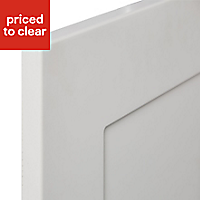 IT Kitchens Stonefield Stone Classic Oven housing Cabinet door (W)600mm