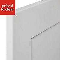 IT Kitchens Stonefield Stone Classic Belfast sink Cabinet door (W)600mm