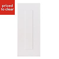 IT Kitchens Stone Classic Tall Cabinet door (W)300mm