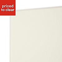 Cooke & Lewis Carisbrooke Ivory Appliance & larder Filler Panel (H)715mm