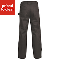 """Rigour Holster pocket Black Trouser W34"""" L32"""""""