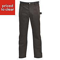 """Rigour Holster pocket Black Trouser W36"""" L32"""""""