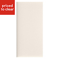 IT Kitchens Ivory Style Appliance & larder Wall end panel (H)720mm (W)290mm