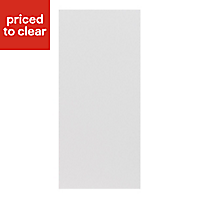 IT Kitchens Stonefield Stone Classic Appliance & larder Wall end panel (H)720mm (W)290mm