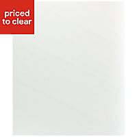 IT Kitchens Ivory Style Appliance & larder Base end panel (H)720mm (W)570mm