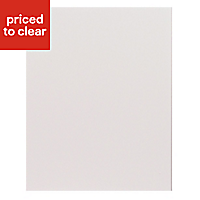 IT Kitchens Stonefield Stone Classic Appliance & larder Base end panel (H)720mm (W)570mm