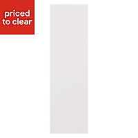IT Kitchens Stonefield Stone Classic Tall Appliance & larder End panel (H)2220mm (W)570mm, Pack of 2