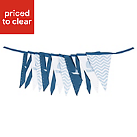 Baby Colours Little sailor Bunting, (L)3.05m