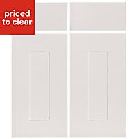IT Kitchens Stone Classic Base corner Cabinet door Set of 2