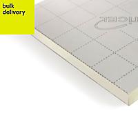 Recticel Instafit Polyurethane Insulation board (L)2.4m (W)1.2m (T)150mm of 1