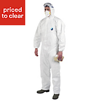 DuPont White Coverall X Large