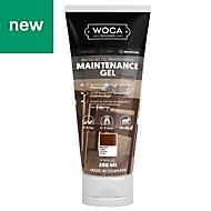 Satin Dark wood gel