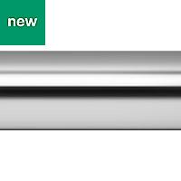 Terma Leo 300W Electric Towel warmer (H)1200mm (W)500mm