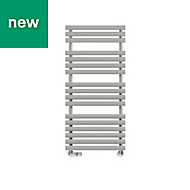 Terma Rolo Towel Salt & Pepper Towel warmer (H)1085mm (W)520mm