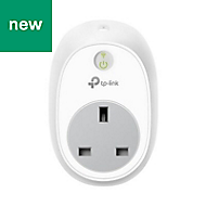 TP-Link Smart Plug-through socket adaptor 100-230V