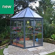 Palram Oasis™ 8x6 Greenhouse