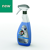 Cif Professional Glass & Multi surface cleaner, 750 ml