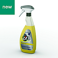 Cif Professional Kitchen cleaner & degreaser, 750L